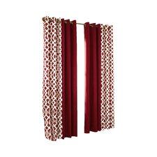 Trellis Curtain Panel (Set of 2)