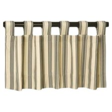 "Weathermate Broad Stripe Insulated 40"" Curtain Valance"