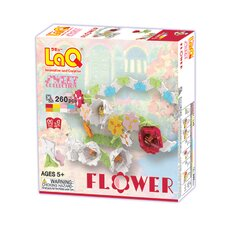 Sweet 175 Piece Flower Puzzle