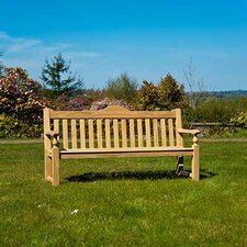 Roble Bench in Light Yellow