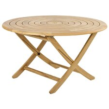 <strong>Alexander Rose</strong> Roble Round Wood Dining Table