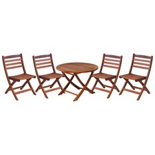 Cornis 5 Piece Children's Dining Set