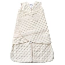 SleepSack Velboa Plush Dots Swaddle