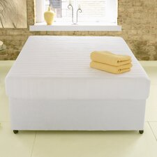 HeathiSleep Memory Foam Firm Mattress