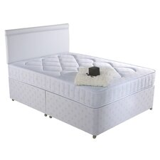 <strong>The Shire Bed Company</strong> Comfort Shire Coil Sprung Soft Mattress