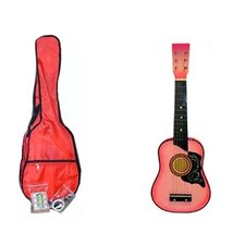 <strong>Stedman Pro</strong> Kids' Toy Acoustic Guitar Kit in Pink