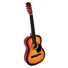 Acoustic Classical Guitar with Gig Bag and Accessories in Sunburst