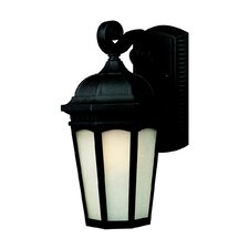 Newport 1 Light Outdoor Wall Lantern