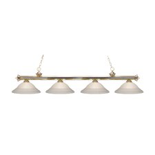 Riviera 4 Light Pendant