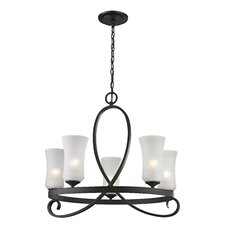 Arshe 5 Light Chandelier