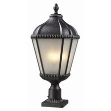 Waverly Aluminum Outdoor Post Lantern