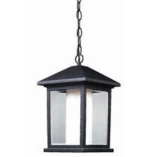 Mesa 1 Light Outdoor Chain Light