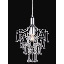 <strong>Z-Lite</strong> 1 Light Chandelier