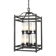 Altadore 8 Light Metal Foyer Pendant