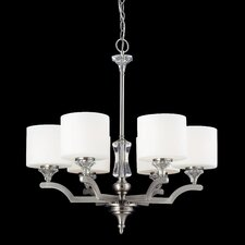 <strong>Z-Lite</strong> Avignon 6 Light Chandelier