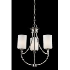 Cannondale 3 Light Chandelier
