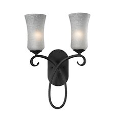 <strong>Z-Lite</strong> Arshe 2 Light Wall Sconce