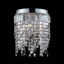 Nyssa 5 Light Crystal Chandelier