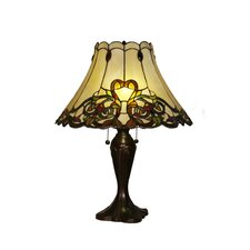 """Jubilee 23"""" H Table Lamp with Bell Shade"""
