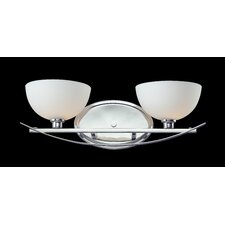 <strong>Z-Lite</strong> Ellipse 2 Light Bath Vanity Light