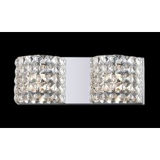 Panache 2 Light Bath Vanity Light