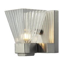 <strong>Z-Lite</strong> Iluna 1 Light Wall Sconce