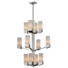 Zen 12 Light Mini Chandelier