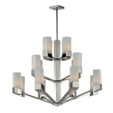Zen 16 Light Mini Chandelier
