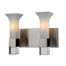 <strong>Z-Lite</strong> Lotus 2 Light Vanity Light