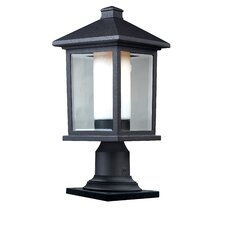 <strong>Z-Lite</strong> Mesa 1 Light Post Lantern