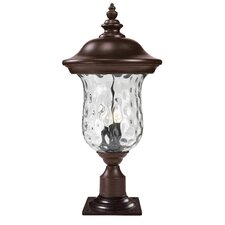 Armstrong 2 Light Outdoor Post Lantern