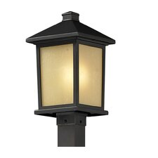 Holbrook 1 Light Post Lantern Set