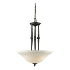 Clayton 3 Light Mini Pendant
