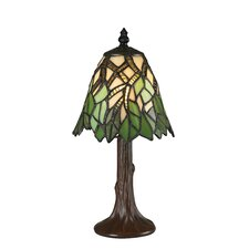 "Mini Tiffany Style 3 12"" H Table Lamp"