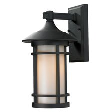 Woodland 1 Light Outdoor Wall Light
