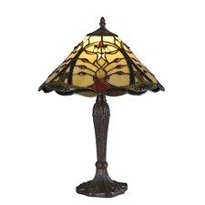 """Jenova 19.75"""" H Table Lamp with Empire Shade"""