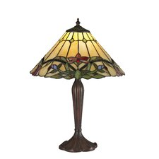 """Sola 20"""" H Table Lamp with Empire Shade"""