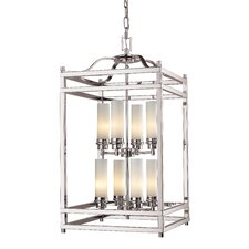 <strong>Z-Lite</strong> Altadore 8 Light Foyer Pendant