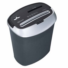 <strong>Comet America</strong> Paper Shredder 6 Sheet Cross-cut in Black