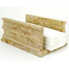 Sahara Beige Marble Towel Holder