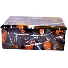 Michelangelo Marble Rectangle Box