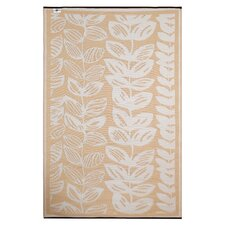 World Male Cream/Beige Rug