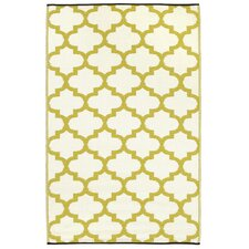 Tangier Celery World Indoor/Outdoor Rug