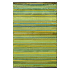Zen Cancun Lemon/Apple Green Rug