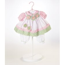 "20"" Baby Doll Tutti Fruity Costume"
