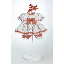 "20"" Baby Doll Cherries Jubilee  Costume"