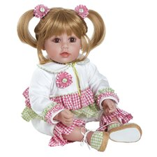 <strong>Adora Dolls</strong> Gingham Galore Baby Doll