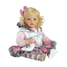 """The Cat's Meow"" Baby Doll"