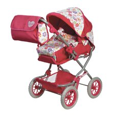 Doll Accessories Deluxe Stroller Set