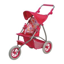 Doll Accessories 3 Wheel Shade Jogger